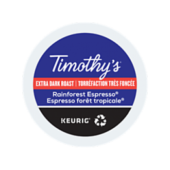Timothy's - Espresso Forêt Tropicale